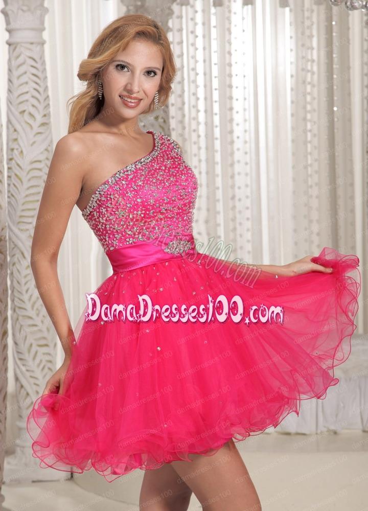 Fuschia Dama Dresses