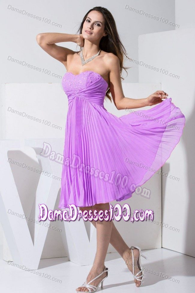 purple | new dama dresses