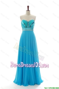 New Style Empire Sweetheart Dama Dresses with Sequins and Beading