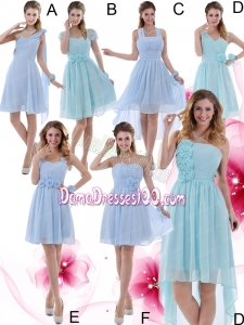 2015 Ruching Zipper Up Wonderful Dama Dress