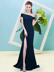 Sleeveless Zipper Floor Length Ruching Court Dresses for Sweet 16