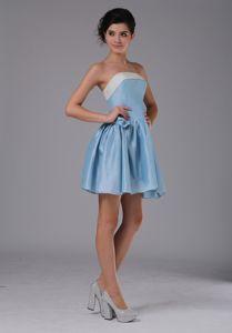 White blue | new dama dresses
