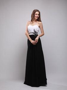 Cute black dama dresses